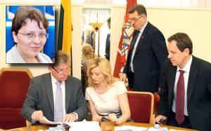 Spór o wiceminister Cytacką jest pierwszym najpoważniejszym kryzysem zagrażającym stabilności koalicji rządzącej     Fot. Marian Paluszkiewicz