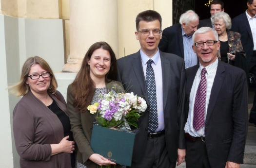 Młodzi, ambitni, pracowici:  Elżbieta Grużewska