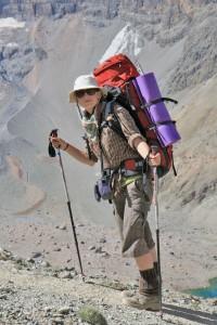 W górach Fany w Tadżykistanie Fot. archiwum