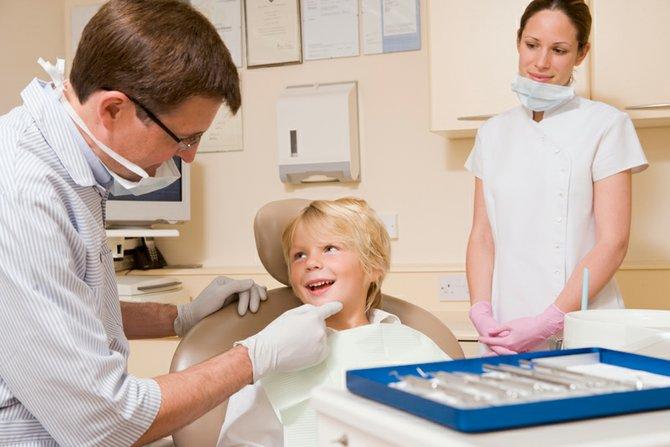 Przed rozpoczęciem roku szkolnego obowiązkowa wizyta u dentysty