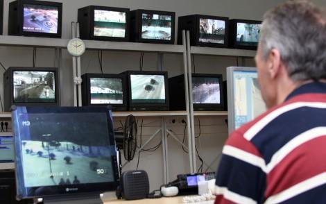 System do monitorowania przestrzeni publicznej działa ponad 10 lat Fot. Marian Paluszkiewicz