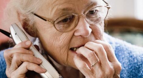 Osobom starszym jest trudno zachować zimną krew Fot. archiwum