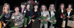 Uhonorowanie pracy nauczycieli jest satysfakcjonującym zwieńczeniem ich wysiłku Fot. Marian Paluszkiewicz