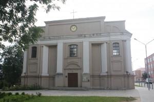 Zwrócony wiernym katolicki kościół św. Józefa Fot. archiwum