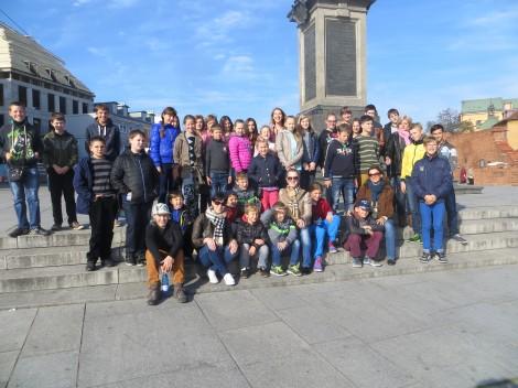 Uczniowie wracali z zupełnie innym nastawieniem do Polaków, bardziej wrażliwi, wykształceni, doświadczeni i bardziej... polscy  Fot. archiwum