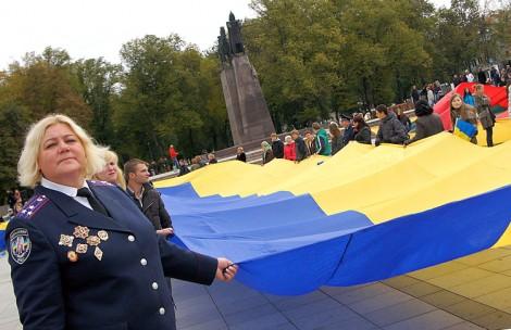 Ze względu na krwawe wydarzenia na Ukrainie postanowiono wprowadzić korekty koncepcji zbrojnej obrony państwa Fot. Marian Paluszkiewicz