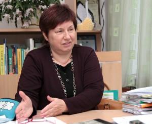 Dyrektor Domu Opieki Elwira Lotc Fot. Marian Paluszkiewicz