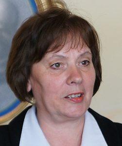 Łucja Jurgielewicz Fot. Marian Paluszkiewicz