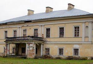 Jeszcze przed kilkoma laty pałac wołał o opiekę restauratorów  Fot. Marian Paluszkiewicz
