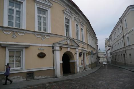 Ogiński opuścił ojczyznę na zawsze, wyjeżdżając ze swego pałacu na rogu ulic Uniwersyteckiej i Dominikańskiej Fot. Justyna Giedrojć