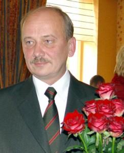 Założyciel i pierwszy redaktor Michał Mackiewicz Fot. Marian Paluszkiewicz