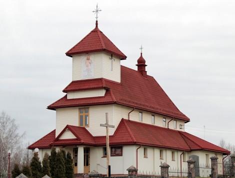 Kościół pw. św. Anny w Jaszunach Fot. Marian Paluszkiewicz
