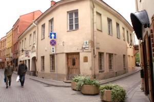 Tak zwane małe getto zajmowało teren skupiony wokół ulic Szklanej, Gaona, Klaczki, Antokolskiego i Żydowskiej Fot. Marian Paluszkiewicz