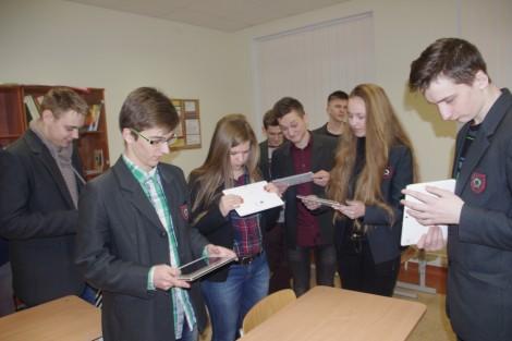 Nowoczesny sprzęt zapewni uczniom dostęp do usług związanych z poradnictwem zawodowym
