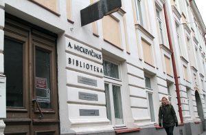 Biblioteka Publiczna im. Adama Mickiewicza Fot. Marian Paluszkiewicz