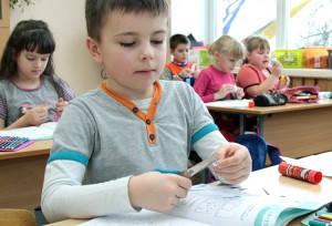 Przyszli gimnazjaliści Fot. Marian Paluszkiewicz