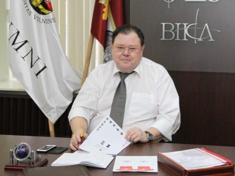 Saulius Povilaitis, jeden z inicjatorów powołania stołecznej Rady NGO     Fot. archiwum