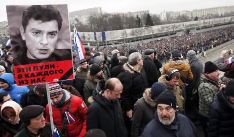Opposition leader Boris Nemtsov shot in Moscow