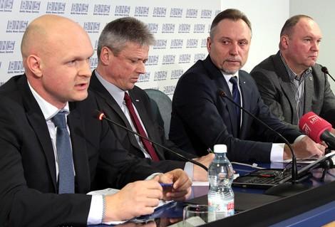 Przedstawiciele Linavy twierdzą, że straty, jakie litewscy przewoźnicy ponieśli wskutek rosyjskiego embarga, wynoszą już ponad 200 mln euro Fot. Marian Paluszkiewicz