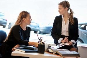 W Polsce coraz więcej kobiet ma wyższe wykształcenie Fot. archiwum