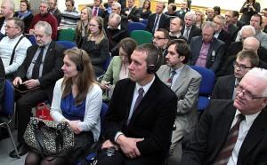 Uczestnicy konferencji zapoznali się z polskim programem systemu zielonych inwestycji SOWA, którego celem jest ograniczenie zużycia energii i emisji CO2 Fot. Marian Paluszkiewicz
