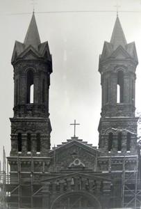 Kościół św. Barbary po odnowieniu Fot. archiwum
