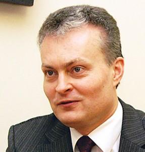 Gitanas Nausėda Fot. Marian Paluszkiewicz