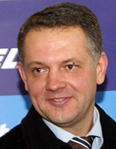 Eligijus Masiulis     Fot. Marian Paluszkiewicz