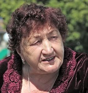 Leonarda Łapin              Fot. Marian Paluszkiewicz