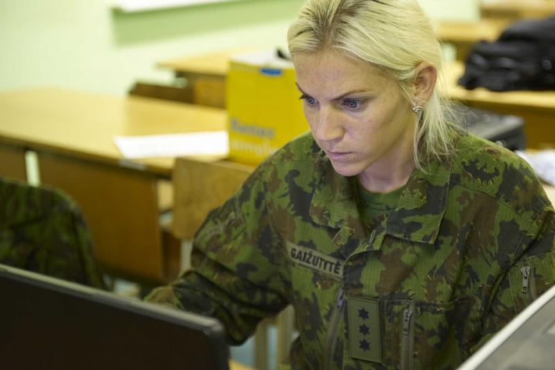 Systemy wielu litewskich instytucji państwowych, mediów oraz spółek IT były obiektami ataków cybernetycznych                                       Fot. Kam.lt
