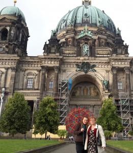 Katedra berlińska — Berliner Dom Fot. Janina Biesiekierska