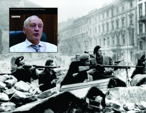 Generał rosyjskiego FSB Aleksander Zdanowicz broni decyzji Stalina o wstrzymaniu się z pomocą walczącej Warszawie