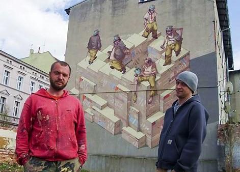 Vilnius Street Art: w centrum uwagi będzie przydworcowa dzielnica
