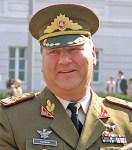 Generał Valdas Tutkus Fot. Marian Paluszkiewicz