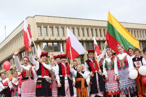 Dzień Jedności Kresowian ma wspierać Polaków, którzy dzisiaj mieszkają w niepodległych krajach — na Litwie, Ukrainie, Łotwie, Białorusi i w Rosji Fot. Marian Paluszkiewicz