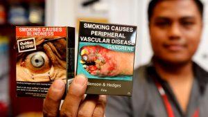 Tak od roku 2012 wyglądają paczki papierosów w Australii Fot. archiwum