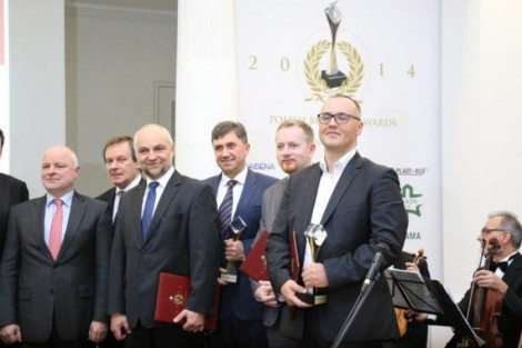 Ubiegłoroczna gala konkursu Polish Business Awards  Fot. L24.lt