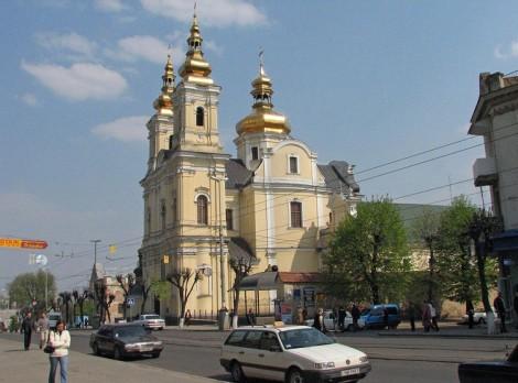 Polakom udało się przy współpracy z radą miasta przeforsować kilka nazw polskich ulic w Winnicy Fot. archiwum