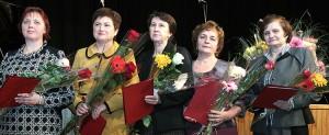 Nagrodzono też najlepszych przedmiotowców królowej nauk — matematyki Fot. Marian Paluszkiewicz