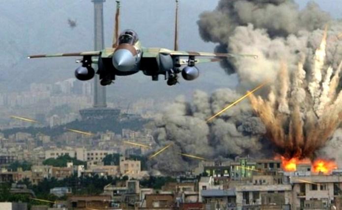 Wojna w Syrii — nowa faza