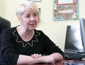 Kierowniczka Renata Adamowicz Fot. Marian Paluszkiewicz