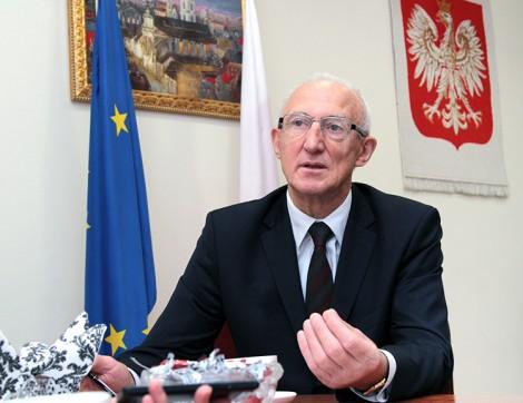 Henryk Szymański zaznaczył, że konkurs Polish Business Awards stał się już tradycją i cieszy się dużym zainteresowaniem Fot. Marian Paluszkiewicz