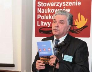 Przewodniczący SNPL prof. Henryk Malewski Fot. Marian Paluszkiewicz