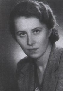Janina Strużanowska (1905-1984) Fot. archiwum