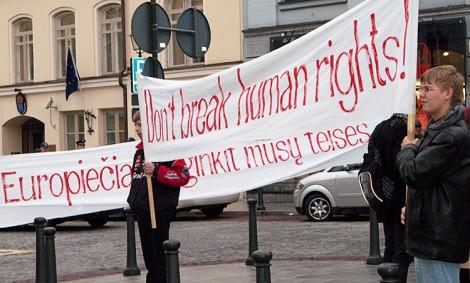 Ostatnio w kraju mnożyły się przypadki łamania praw mniejszości religijnych, narodowych i etnicznych Fot. Marian Paluszkiewicz