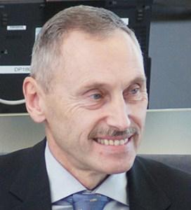 Arvydas Sekmokas Fot. Marian Paluszkiewicz