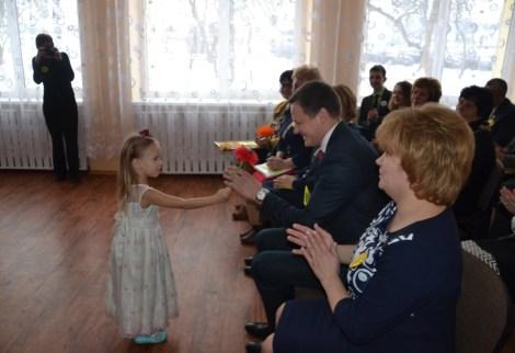 20 stycznia w Kowalczukach rej. wileńskiego odbyła się piękna uroczystość, poświęcona 50-ej rocznicy założenia przedszkola
