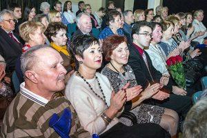 Uroczystość uhonorowania laureatów plebiscytu zgromadziła pełną salę gości Fot. Marian Paluszkiewicz