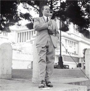 Wiktor Trościanko był jednym z najpopularniejszych publicystów Rozgłośni Polskiej Radia Wolna Europa