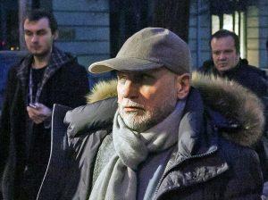 """STT także przesłuchało właściciela największego litewskiego dziennika """"Lietuvos rytas"""" Gedvydasa Vainauskasa Fot. ELTA"""